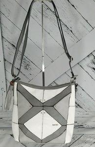 Kensie Faux Leather Shoulder Bags